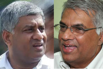 VIDEO: Tiran's response to Ranil