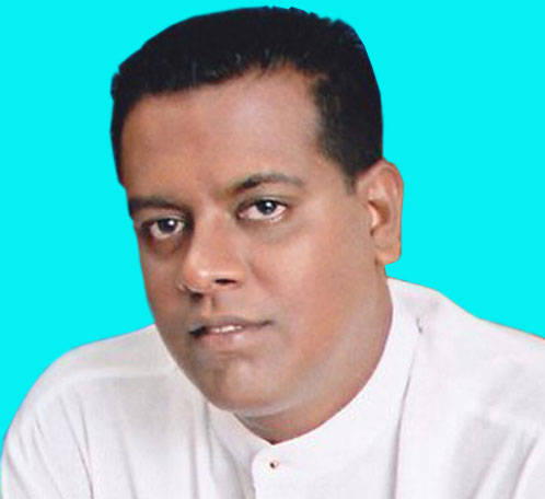 MP Sanath Nishantha accused over verbal abuse of cops