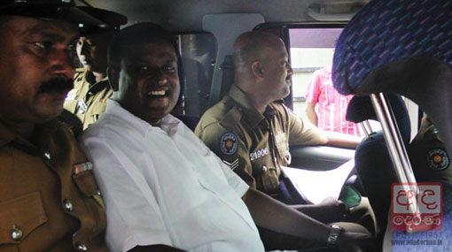 Hambantota Mayor released on bail