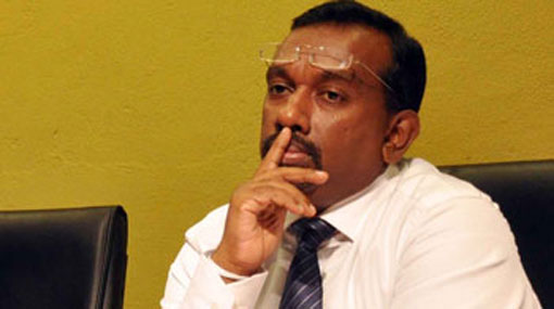Govt. robs people's money in broad daylight - Aluthgamage