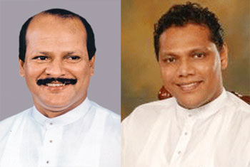 VIDEO: Dayasiri and Ekanayake sworn in as Chief Ministers