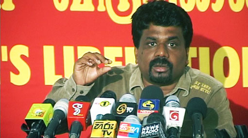 VIDEO: Govt's rights violations paved the way for foreign interference - JVP