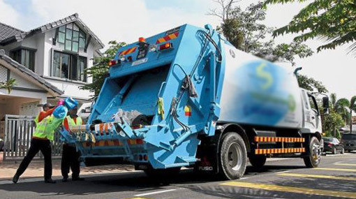 Garbage disposal by LG bodies declared essential service