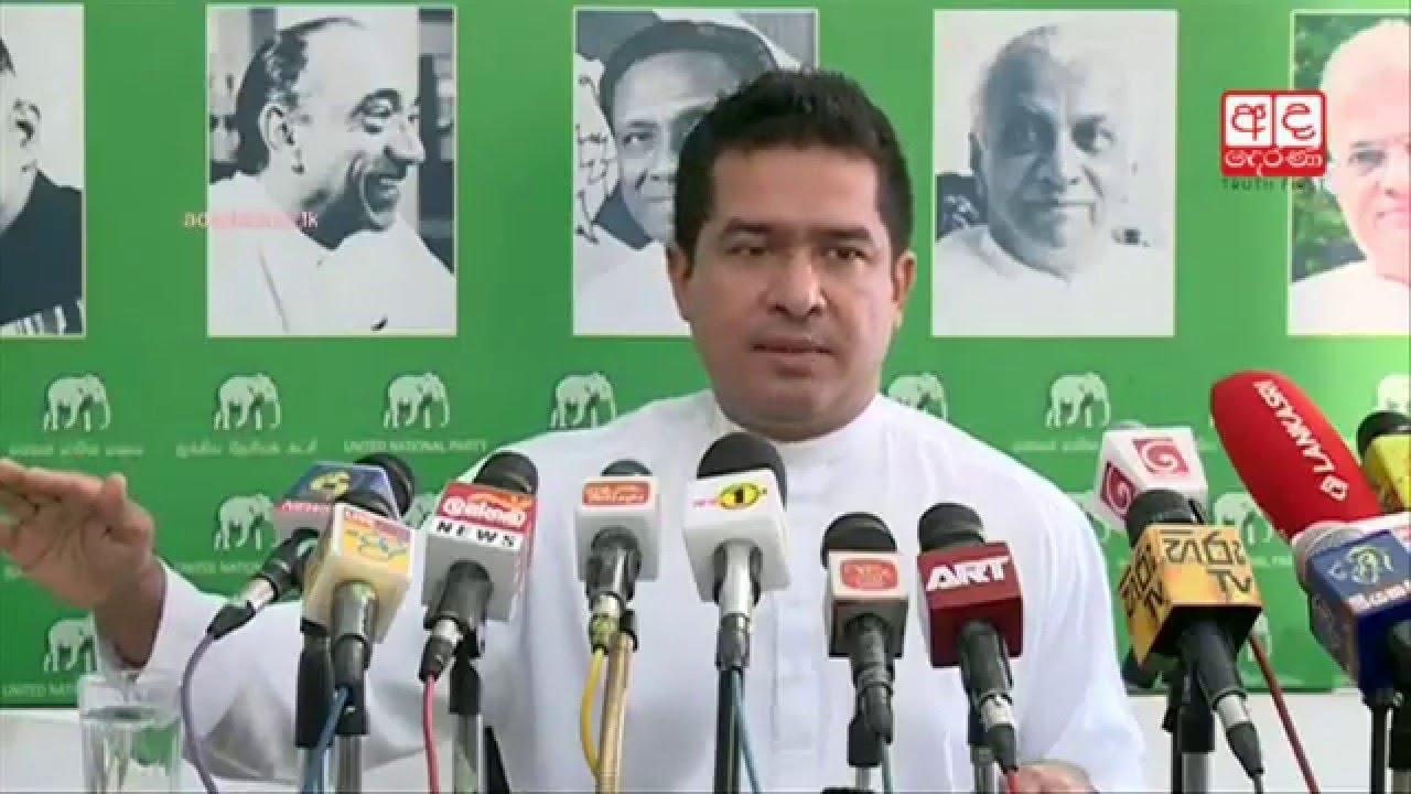 Until final report, media shouldn't disclose COPE report facts -  Senasinghe