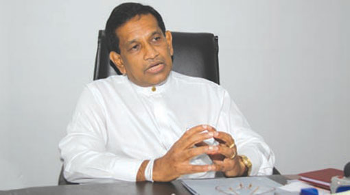 Nothing wrong in IGP's response - Rajitha