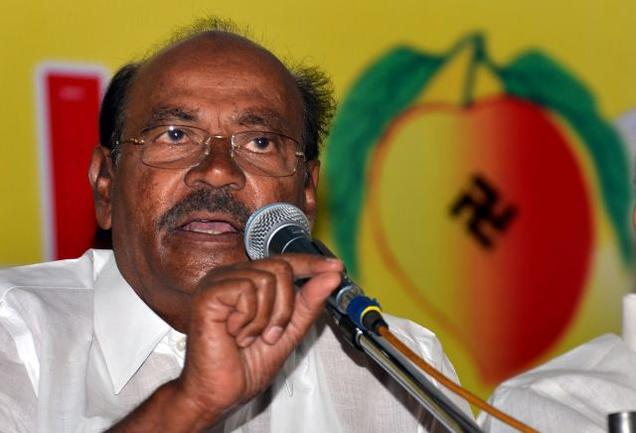 Tamil Eelam is the solution: Ramadoss
