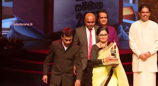 Derana wins at Sumathi Tele Awards 2017