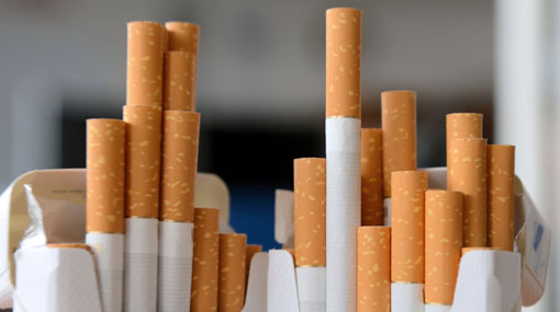 Cigarette prices go up