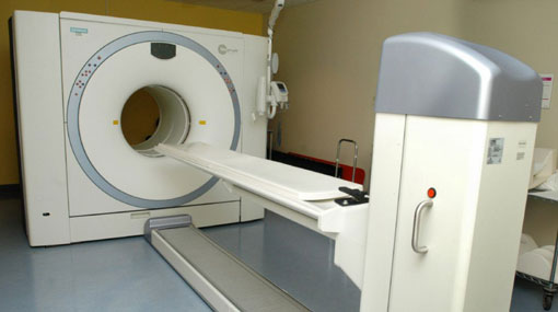 Cabinet approval to purchase PET Scanner
