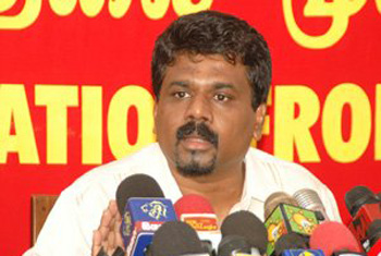 VIDEO: Govt's actions in the past 4 years pushed Tamils towards racist ideology - JVP