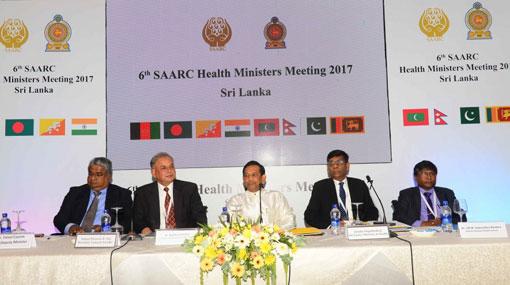 Sri Lanka willing to initiate SAARC Medical University