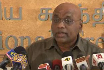 VIDEO: Ranil trying to bring back separatism - NFF