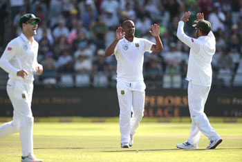 South Africa beats Sri Lanka, wins 3-match series