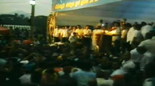 Over 26 SLFP MPs attend Ratnapura rally