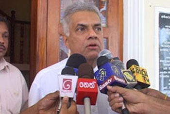 VIDEO: How can govt give authority it doesn't have? – Ranil