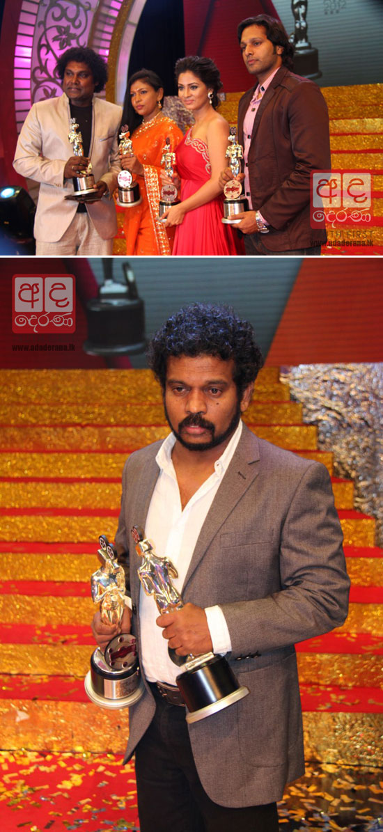 VIDEO: The Second Derana Lux Film Awards...