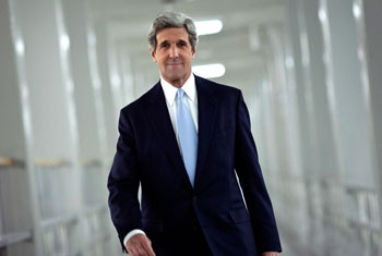 Kerry hopes to reset US relations with Sri Lanka