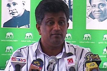 VIDEO: Ajith P. Perera demands Ajith Nivard Cabraal's resignation