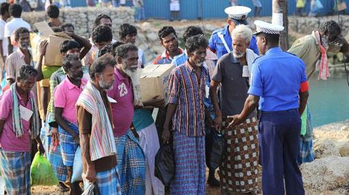 India, Sri Lanka to release fishermen ahead of Modi's visit