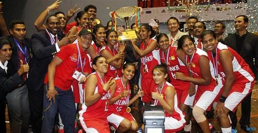Sri Lanka won the first Women's SABA Championship