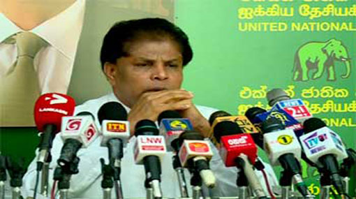 An all-UNP cabinet by 2020 - Wijepala
