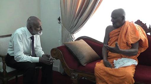 Asgiri Mahanayake speaks out on Gnanasara Thero