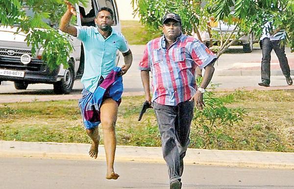 Hambantota Mayor arrested