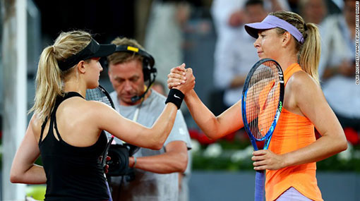 Maria Sharapova denied wildcard to play at French Open