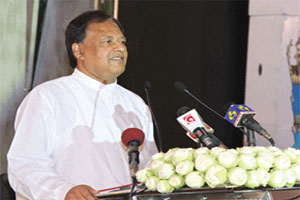 Chamal Rajapaksa to be named as PM candidate?