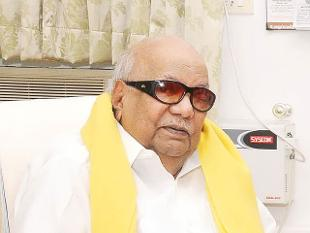 Karunanidhi wants India to move resolution against Sri Lanka