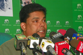 VIDEO: Govt closing stable door after the horse has bolted - UNP