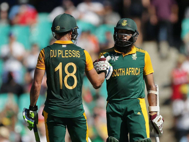 South Africa beat Sri Lanka by eight wickets