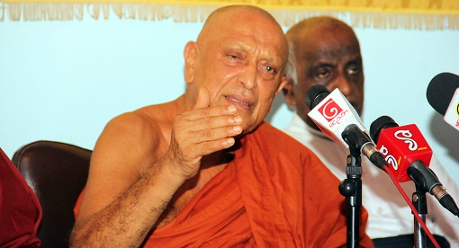 Choose the 'better' devil, asks Sobitha Thero