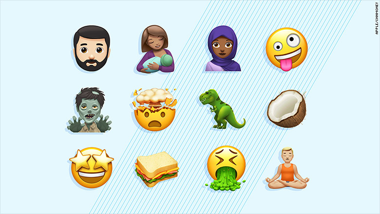 Apple teases hundreds of new emoji, including gender neutral options
