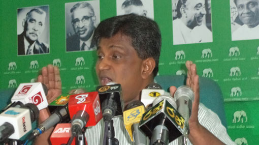 Govt has broken Major's backbone - UNP
