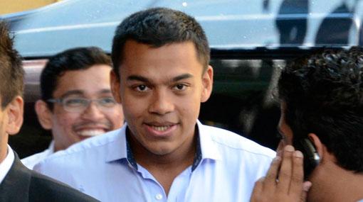 Yoshitha Rajapaksa arrested by FCID