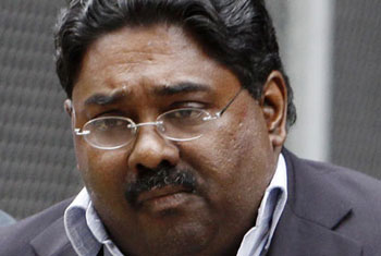 Rajaratnam guilty on all counts in U.S. Insider-Trading case