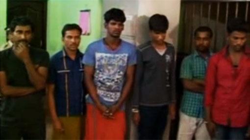 Human trafficking racket busted in Kerala; 9 Sri Lankans arrested