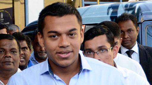 Court permits Yoshitha Rajapaksa to travel abroad