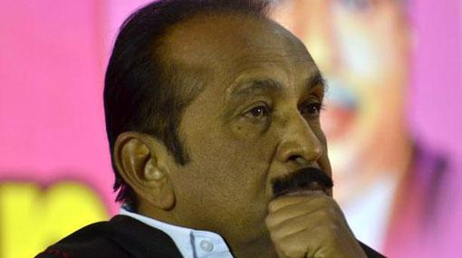 Vaiko slams UN resolution on Sri Lanka