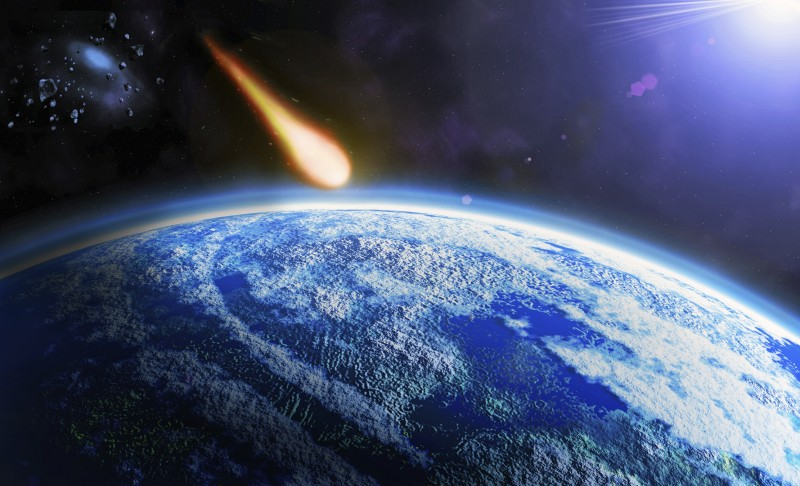 Falling space junk to create fireball in the sky: experts