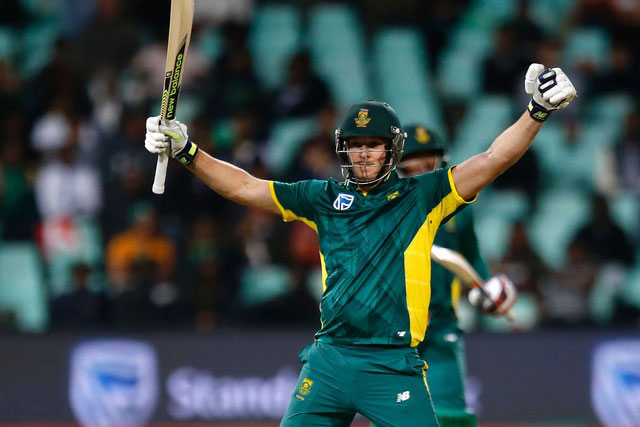 Miller leads South Africa to victory over Sri Lanka