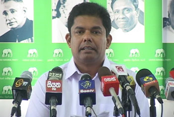 VIDEO: The brutality of the Govt. clear - Gayantha