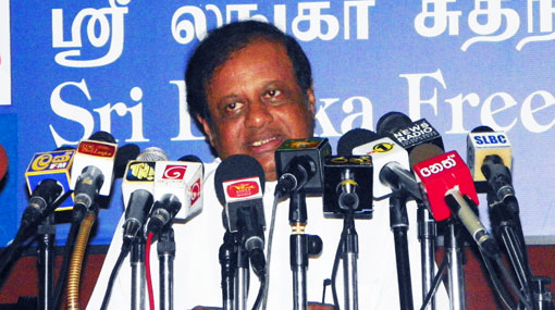 UPFA to ask President to extend the term of LG bodies