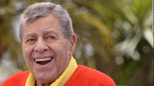 Jerry Lewis, comedian, dies at 91