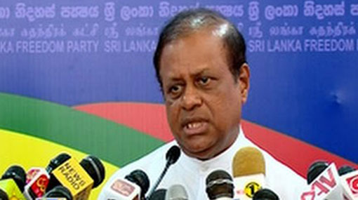 Susil denies being sacked from UPFA