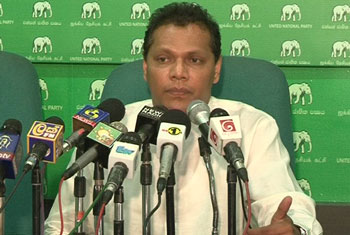 VIDEO: No more on Sajith's faction - Dayasiri