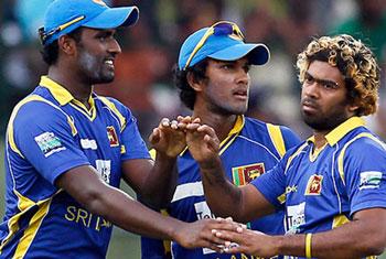 Sri Lanka beat Zimbabwe in T20 opener