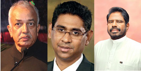 Three new Cabinet Ministers sworn in