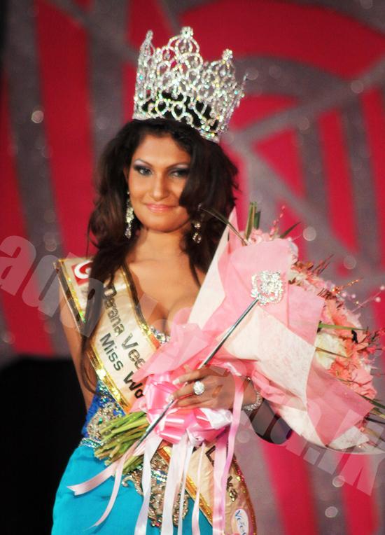 Top Model of Miss Sri Lanka 2011 | Actress and Girls Photo